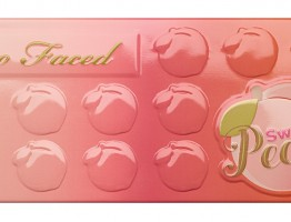 Getest: Too Faced Sweet Peach Palette